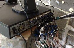 Настройка видеорегистратора, пуско-наладка